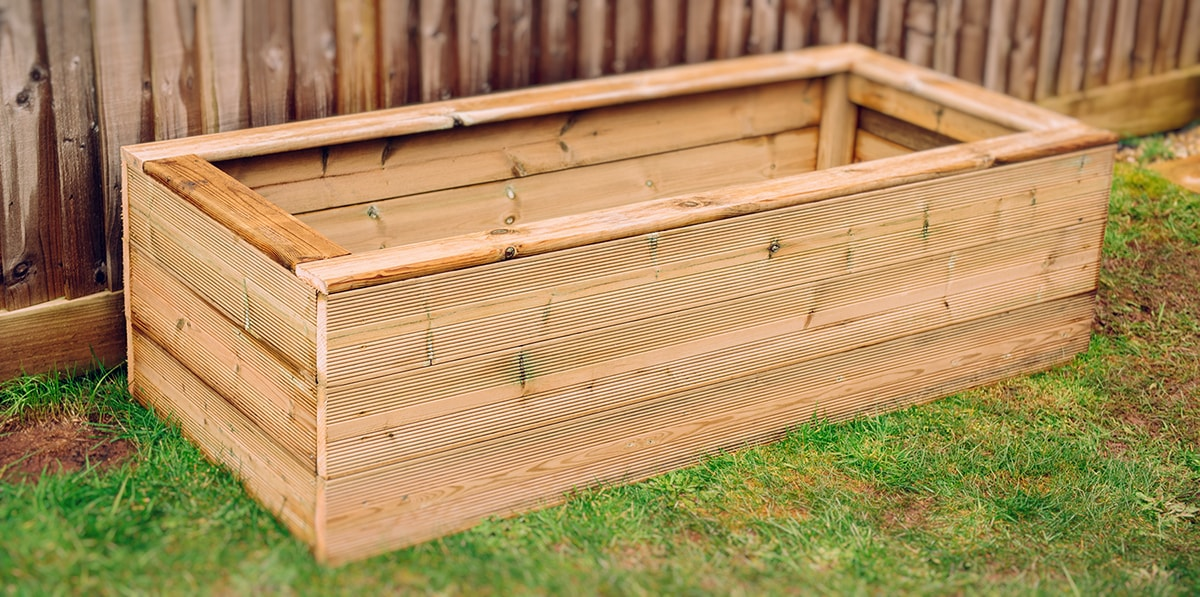 At-Home-Project: How to Make a Raised Bed For £60